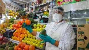 Establecen medidas para el funcionamiento de mercados de abastos y espacios temporales de comercio de alimentospara prevenir el Covid-19