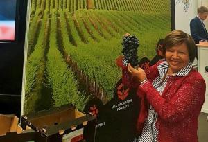 """""""Este será un muy buen año para la uva de exportación"""""""