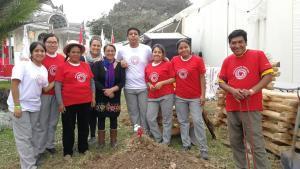 Exhiben biodiversidad en tubérculos y pachamancas de papas nativas por el Bicentenario y Juegos Parapanamericanos