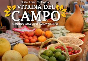 Feria en Lima ofrecerá alimentos ecológicos