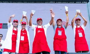 Feria 'Perú Mucho Gusto' reunió a más de 30 mil asistentes en Tumbes