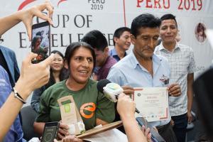 Ficafé 2019: conoce a los ganadores de competición Taza de Excelencia Perú