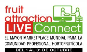 Fruit Attraction LIVEConnect, el mayor Marketplace y Red Social Profesional del mundo especializada en el sector hortofrutícola