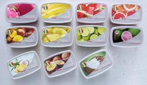 Fruta congelada: una tendencia creciente en todo el mundo