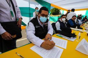 Gobierno Nacional alcanza acuerdos en Mesa de Diálogo de Candarave