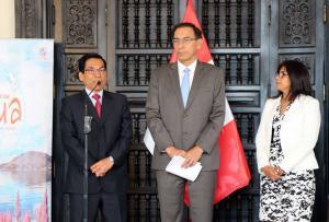 Gobierno trabajará para lograr éxito de cumbre mundial de quinua
