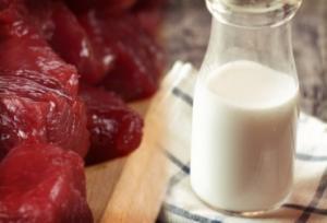 Gremios y empresas ganaderas garantizan abastecimiento de leche y carne