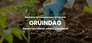 Gruindag International incursiona en nuestro país con seis productos inteligentes que solucionan problemas específicos en cultivos