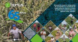 Hortus Celebra 65 años al servicio del Agro Peruano
