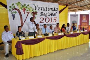 HOY SE INICIA EL VI FESTIVAL DE LA VENDIMIA REGIONAL TACNA 2015