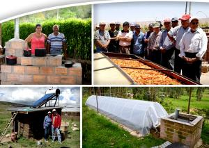 IICA implementó proyecto que dio acceso a energías renovables a 35.000 hogares y 1.636 emprendimientos rurales en Perú