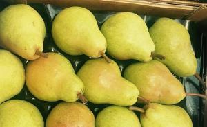 Importaciones de peras bordean los US$ 17 millones