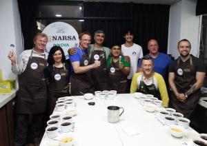 Importantes compradores de Alemania y EE.UU. interesados en cafés especiales de Junín y Pasco
