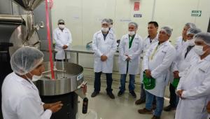 Inauguran planta procesadora de café en Huánuco