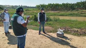 INIA emplea herramientas de teledetección para identificar plagas y enfermedades en cultivos