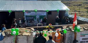 INIA implementa módulos integrales de producción alpaquera en comunidades campesinas de Ayacucho