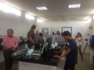 INIA inaugura moderno laboratorio multipropósito