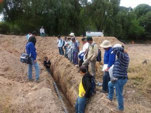 INIA realiza taller macrorregional para mitigar efectos del cambio climático en cultivos