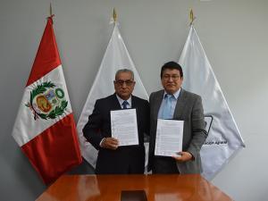 INIA y Gore Amazonas firman convenio para asumir compromisos en innovación agraria