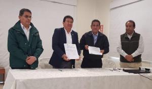 INIA y GORE Cajamarca promoverán proyectos de innovación para potenciar actividad agropecuaria