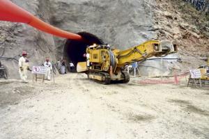 Inician perforación en túnel para proyecto Alto Piura