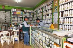 Inspeccionan tiendas que comercializan plaguicidas químicos de uso agrícola