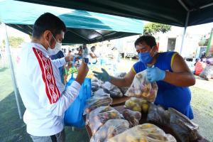 """Instalarán """"De la Chacra a la Olla"""" en distritos donde se cierren mercados por coronavirus"""
