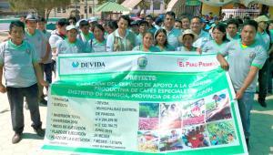 Junín: inician proyecto para mejorar producción de cafés especiales de Pangoa