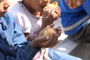 La inseguridad alimentaria aguda alcanza su nivel más alto en cinco años