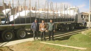 La Libertad: agricultores de la Cooperativa Markahuamachuco comercializan 25 toneladas de quinua orgánica a Estados Unidos