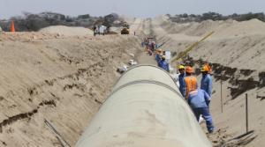 La próxima semana se iniciará la construcción del proyecto de irrigación Schullcas