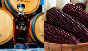 Lanzan al mercado el primer Whiskey de maíz morado
