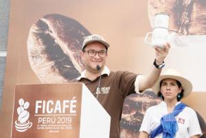 Lanzan campaña para impulsar consumo interno de café