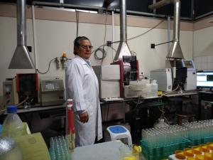LASPAF-UNALM analiza 18 mil muestras cada año en favor de la agricultura peruana