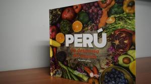 """Libro """"Perú, la despensa del Mundo"""" ganó el Food Culture Gourmand Award 2019 en la categoría de frutas"""