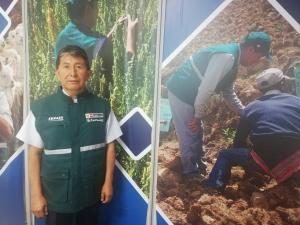 Más de 500 mil pequeños agricultores contarían con certificado de producción orgánica por SGP el 2030