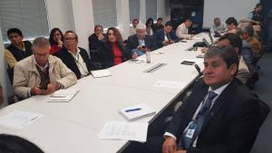 Mesa técnica de plaguicidas analiza avances y proyecciones al 2020