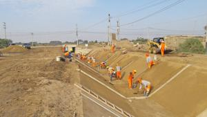 Midagri destaca la rehabilitación de 19 canales de riego en beneficio de casi 15 mil agricultores