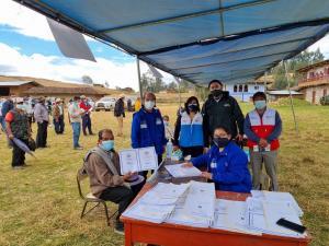 Midagri impulsa asociatividad con entrega de 961 títulos de propiedad rural en La Libertad
