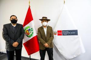 Midagri impulsará la asociatividad y cooperativismo como parte de la segunda reforma agraria