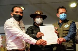 Midagri y GORE Cusco acuerdan implementar Ventanilla Única de Servicios Agrarios en dicha región