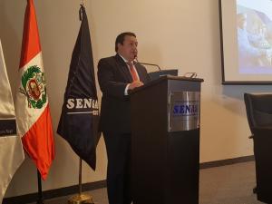 Miguel Quevedo Valle es designado nuevo jefe del Senasa