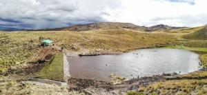 Minagri anuncia construcción de 20 nuevas qochas en Arequipa
