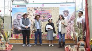 Minagri busca que consumo per cápita de granos andinos al 2021 alcance los 3.5 kilos