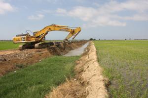Minagri ejecutará obras de infraestructura hidráulica en diversas regiones con paquete reactivador