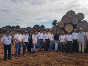 Minagri impulsará proyectos de investigación e innovación agrícola en Ucayali
