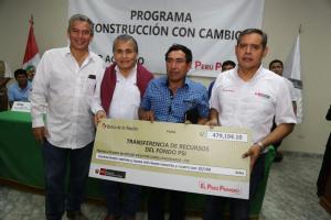 Minagri inicia reconstrucción de infraestructura afectada en Piura con inversión inicial de S/ 31 millones