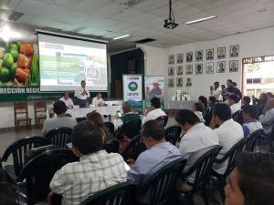Minagri lanza fondo concursable para fortalecer el sistema de información que se brinda al productor agrario