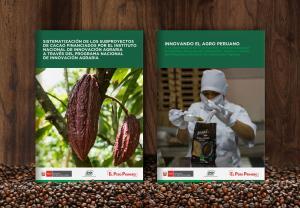 Minagri presenta dos libros sobre aportes a la innovación agraria