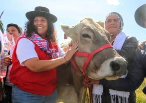 Minagri priorizará la ganadería y las compras de productos locales